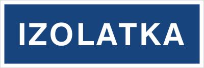 Znak Izolatka (801-53)