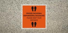 Obrazek dla kategorii Zachowaj odpowiednią odległość - Please Keep Your Distance (ANTY16)