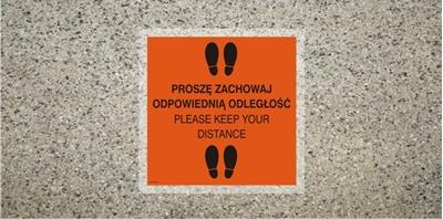 Zachowaj odpowiednią odległość - Please Keep Your Distance (ANTY16)
