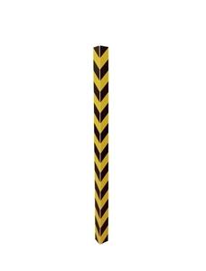 Obrazek Żółto/Czarny PCV 50X1000 x1,5 mm