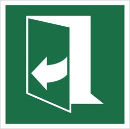 Obrazek dla kategorii Znak Ciągnąć z prawej strony aby otworzyć (E58)