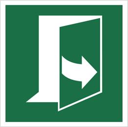 Obrazek dla kategorii Znak Ciągnąć z lewej strony aby otworzyć (E57)